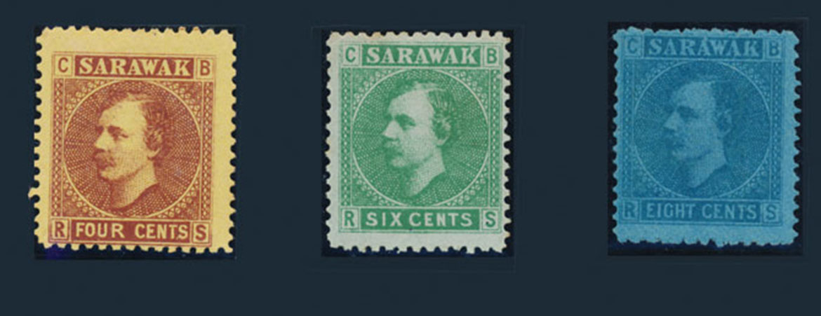 The Early Sarawak Postal Service